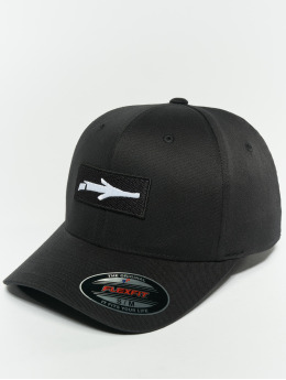 Illmatic Flexfitted Cap Inbox schwarz