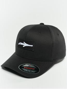 Illmatic Gorras Flexfitted Inbox negro