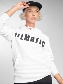 Illmatic Hoody Inface weiß