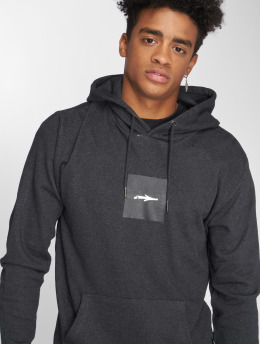 Illmatic Sweat capuche Logoism gris