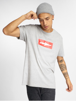 Illmatic T-Shirty Inbox szary