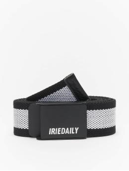 Iriedaily Gürtel Striped  schwarz