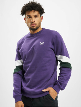 Iriedaily Pullover Prime Crew violet