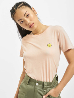 Iriedaily T-Shirt Daily Smile rosa