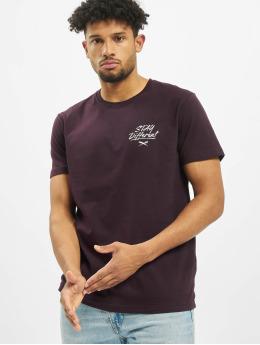 Iriedaily T-Shirt Wtfucktus violet