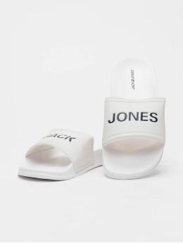 Jack & Jones Žabky jfwLarry biela