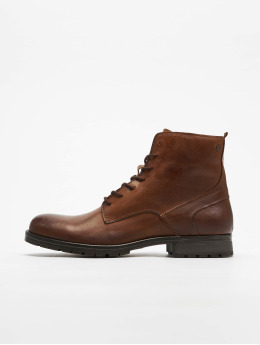 Jack & Jones Ботинки jfWorca коричневый