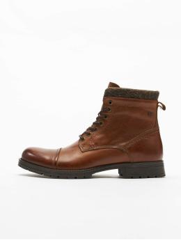 Jack & Jones Ботинки jfwMarly коричневый