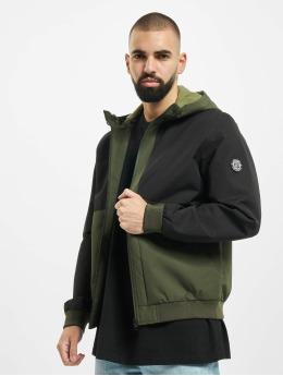 Jack & Jones Демисезонная куртка jcoJoe Noos зеленый