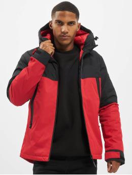 Jack & Jones Демисезонная куртка jcoBeatle  красный