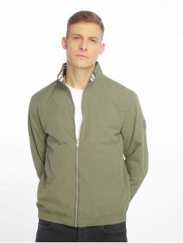 Jack & Jones Демисезонная куртка jorOcean Ground оливковый