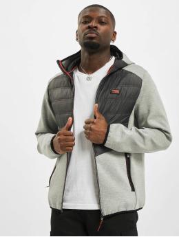 Jack & Jones Демисезонная куртка jcoToby Noos Hybrid серый