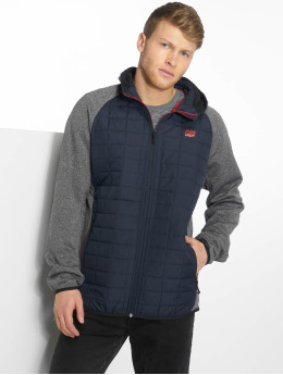 Jack & Jones Демисезонная куртка jjtMulti Quilted синий