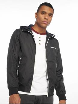 Jack & Jones Демисезонная куртка jcoPete черный