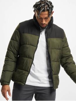 Jack & Jones Зимняя куртка Paul  зеленый