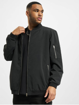 Jack & Jones Куртка-бомбардир jjeRush черный