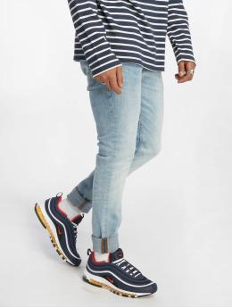 Jack & Jones Облегающие джинсы jjiLiam jjOriginal Noos синий