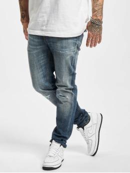 Jack & Jones Облегающие джинсы Jjiglenn Jjoriginal синий