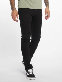 Jack & Jones Облегающие джинсы jjiGlenn jjOriginal AM 816 NOOS черный