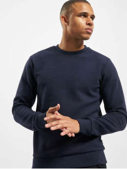 Jack & Jones Пуловер jcoStructure синий