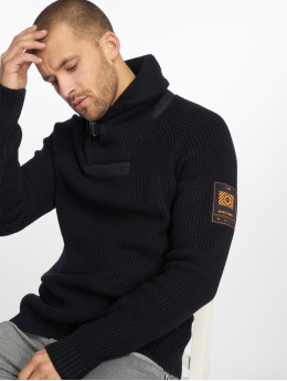 Jack & Jones Пуловер jcoMemphis Knit Shawl черный