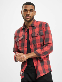 Jack & Jones Рубашка jprBlulance  коричневый