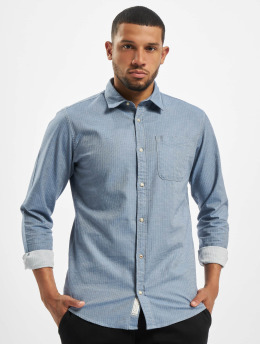 Jack & Jones Рубашка jprBlusean One Pocke синий