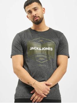 Jack & Jones Футболка  jcoFebby черный