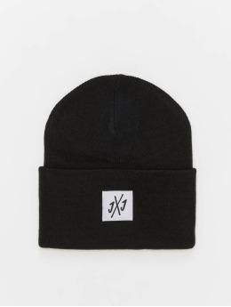 Jack & Jones шляпа jacLong Knit черный