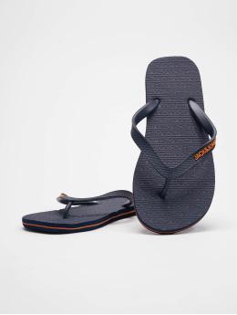 Jack & Jones Badesko/sandaler jfwBasic Pack 1 blå