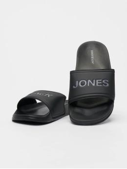 Jack & Jones Badesko/sandaler jfwLarry grå