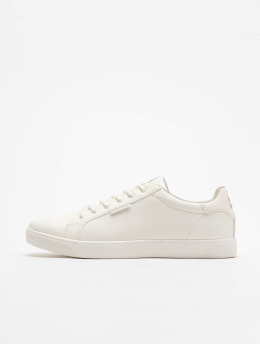Jack & Jones Baskets JfwTrent PU 19 blanc