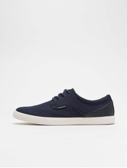 Jack & Jones Baskets JfwNimbus Canvas Mix bleu
