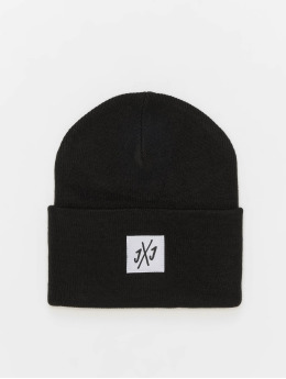 Jack & Jones Beanie jacLong Knit nero