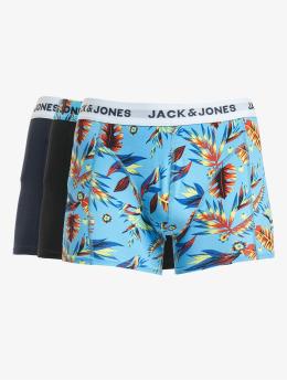 Jack & Jones Bokserki jacPrint niebieski