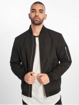 Jack & Jones Bomber jacket jjeDesert  black
