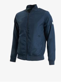 Jack & Jones Bomberová bunda jorVegas  modrá