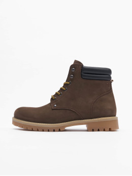 Jack & Jones Boots Jfwstoke Nubuck bruin