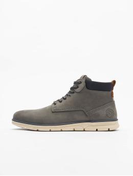 Jack & Jones Boots jfwTubar Nubuck grigio