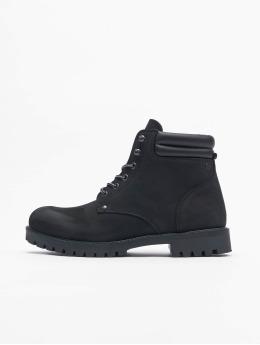 Jack & Jones Boots Jfwstoke Nubuck grijs