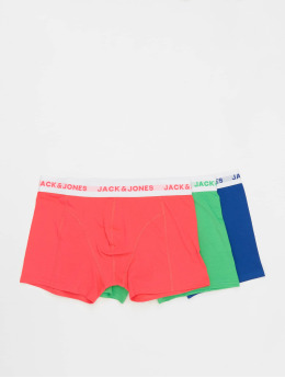 Jack & Jones boxershorts jacNeon Solid 3 Pack pink