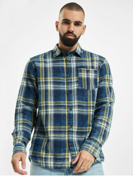 Jack & Jones Camisa  jorHans Shirt azul