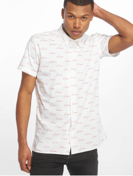 Jack & Jones Camisa jcoMonaco  blanco