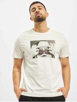 Jack & Jones Camiseta jorSantaparty blanco