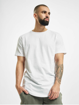 Jack & Jones Camiseta jjeCurved Noos blanco