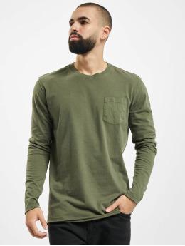 Jack & Jones Camiseta de manga larga jprBlalance  oliva