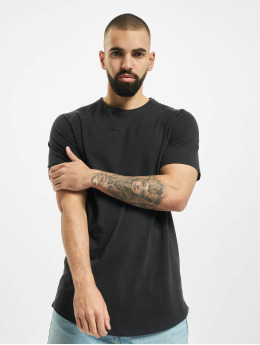 Jack & Jones Camiseta jjeCurved Noos negro