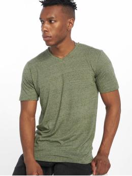 Jack & Jones Camiseta jorMarbles oliva