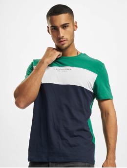 Jack & Jones Camiseta Jjmonse  verde