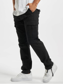Jack & Jones Cargo pants jjiRob Jjalfa čern